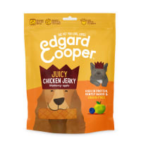 Edgard & Cooper Grain Free Juicy Chicken Jerky Dog