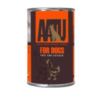 Aatu Adult Wet Dog Food Tins - Chicken