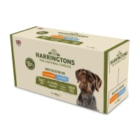 Harringtons Grain Free Mixed Selection Box Wet Dog Food