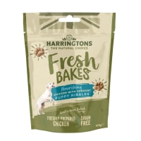 Harringtons Fresh Bakes Puppy Nibbles Dog Treats - Chicken with Yogurt