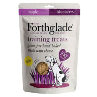Forthglade Training Grain Free Baked Dog Treats - Cheese