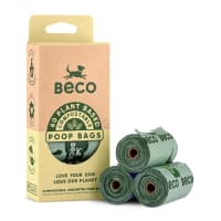 Beco Plant Based Compostable Dog Poop Bags