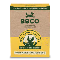 Beco Pets Eco-Conscious Grain Free Adult Wet Dog Food - Free Range Chicken with Carrots & Green Beans