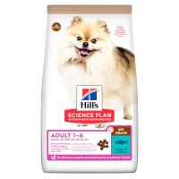 Hill'sScience Plan Canine Adult No Grain Small & Mini Tuna