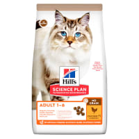 Hill's Science Plan No Grain Adult 1-6 Dry Cat Food - Chicken