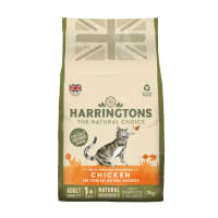 Harringtons Adult Cat Food with Fresh Chicken 2kg