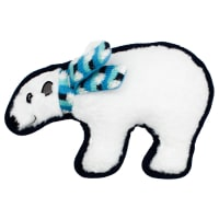 Christmas Polar Bear Dog Toy