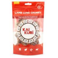 Kai Kuri Air-Dried Lamb Lung Chunks Dog Treat