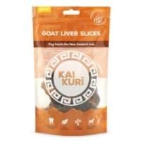 Kai Kuri Air-Dried Goat Liver Slice Dog Treat