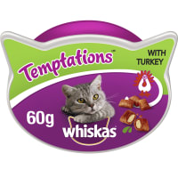 Whiskas Adult Temptations Cat Treats - Turkey