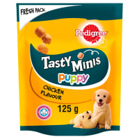 Pedigree Tasty Minis Puppy Dog Treats - Chicken