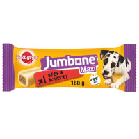 Pedigree Jumbones Maxi Adult Dog Treat - Beef & Poultry