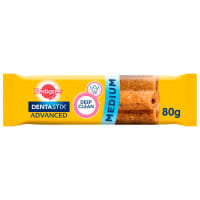 Pedigree Dentastix Advance Adult Dog Chew Treats - Medium