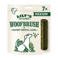 Lily's Kitchen WoofBrush Dental Medium Adult Dog Treats