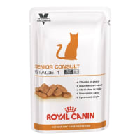 Royal Canin Senior Consult Stage 1 Wet Cat Food