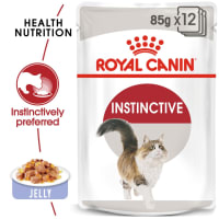 Royal Canin Instinctive Adult Wet Cat Food - Jelly