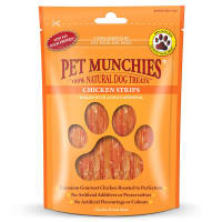 Pet Munchies Dog Treats - Chicken Strips