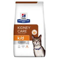 Hill's Prescription Diet Kidney Care k/d Adult/Senior Dry Cat Food - Chicken