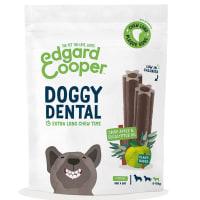Edgard & Cooper Apple & Eucalyptus Large Doggy Dental Treat