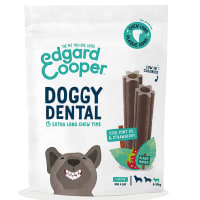 Edgard & Cooper Strawberry & Mint Medium Doggy Dental Treat
