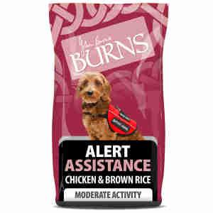 Burns Alert Chicken & Brown Rice