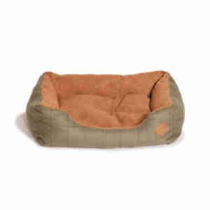 Danish Design Hunter Tweed Snuggle Bed