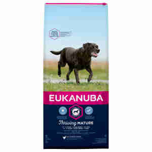 Eukanuba Dog Mature & Senior Large Breeds