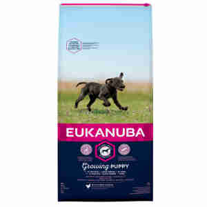 Eukanuba Growing Puppy Large Breed Food