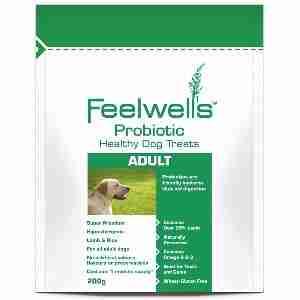 Feelwells Probiotics Healthy Treats