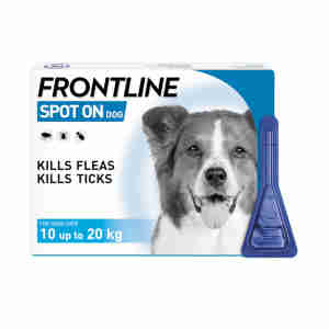 Frontline Spot On for Dogs