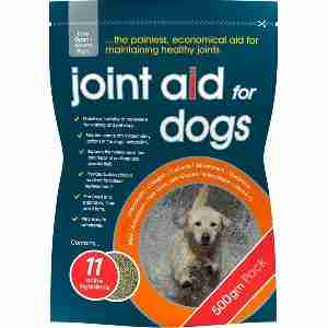 Gro-Well Feeds Joint Aid For Dogs