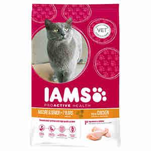 IAMS Cat Senior & Mature Chicken