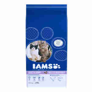 IAMS Multi Cat Chicken & Salmon