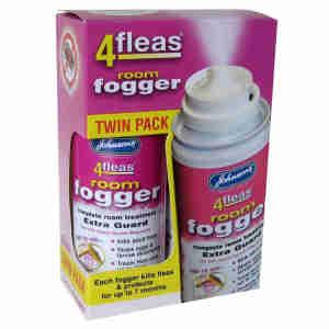 Johnsons 4Fleas Room Fogger