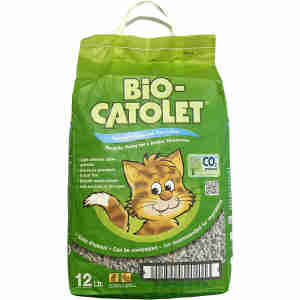 Midas Bio-Catolet 100% Recycled Paper Cat Litter