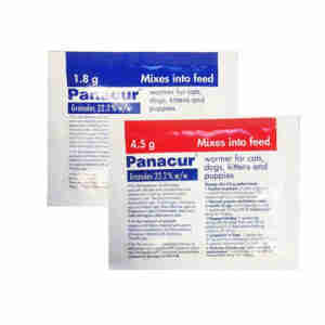Panacur Granules for Cats & Dogs