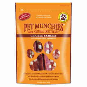 Pet Munchies Dog Treats - Chicken