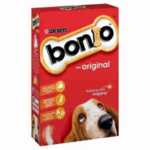 PURINA Bonio Dog Biscuit Treats