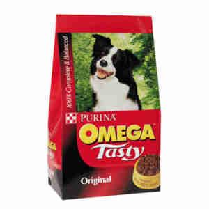 PURINA OMEGA Tasty Adult Dog Food Original