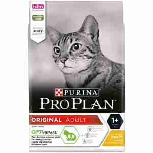 PURINA PRO PLAN Original Adult Cat Dry Food with OPTIRENAL