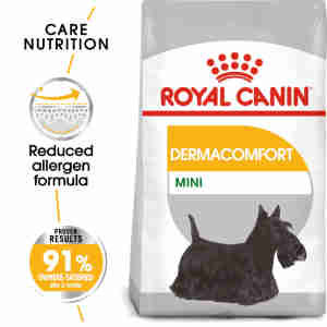 Royal Canin Mini Dermacomfort Dry Adult Dog Food