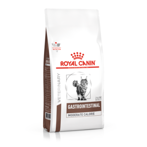 Royal Canin Veterinary Diet Feline Gastro Intestinal Moderate Calorie GIM 35