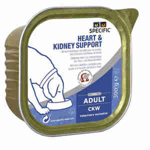 Specific Canine CKD & CKW Heart & Kidney Support