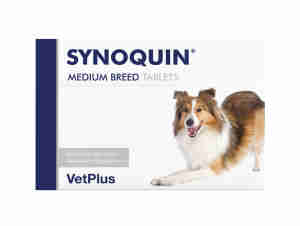 Synoquin EFA Chewable Tablets