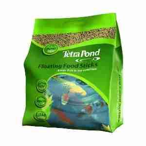 Tetra Tetrapond Float Food Sticks Pond Food
