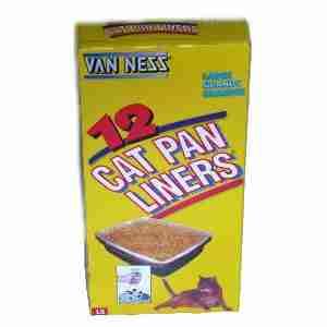 Van Ness Litter Pan Liner