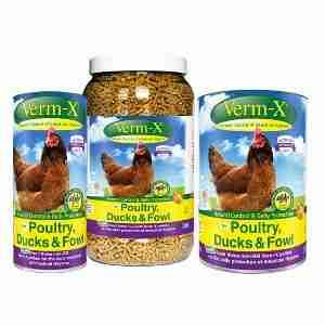 Verm-X Pellets For Poultry