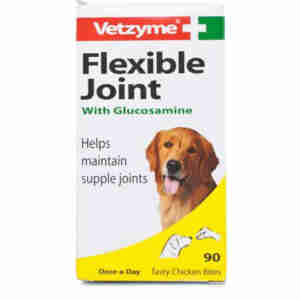 Vetzyme Flexible Joint With Glucosamine