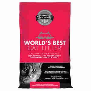 Worlds Best Cat Litter Extra Strength