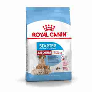 Royal Canin Medium Starter Mother & Babydog Dry Adult & Puppy Dog Food